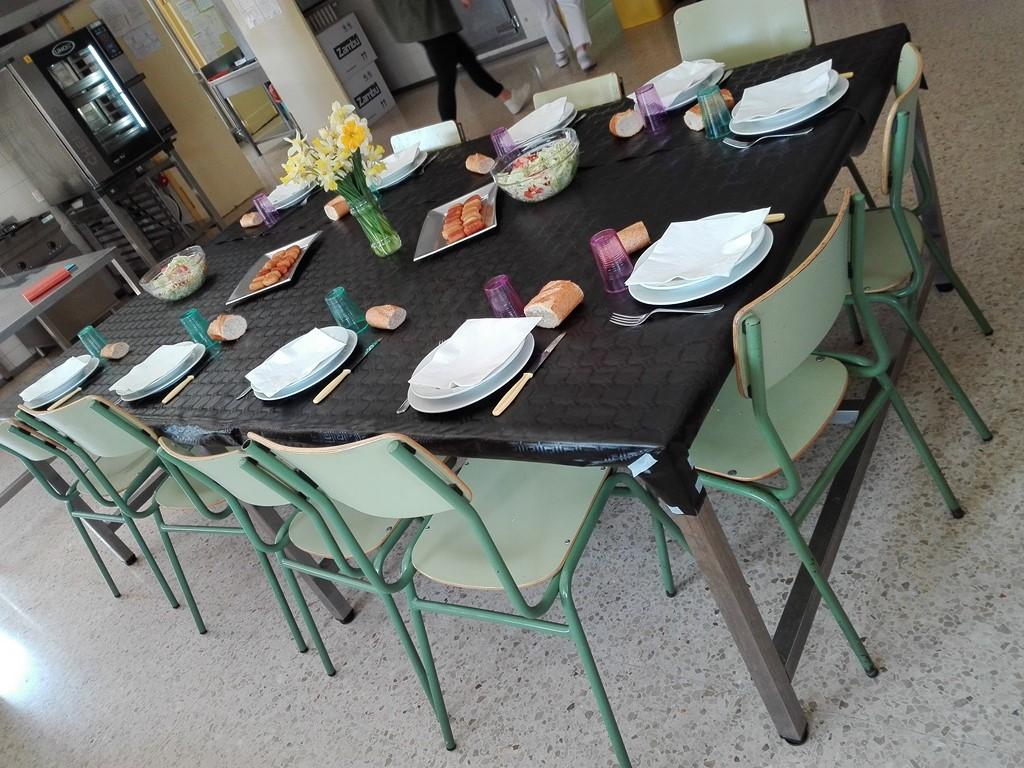 Resultado de imagen de serunion mesa restaurante